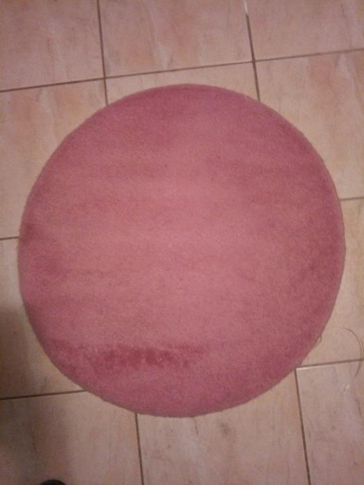 Carpeta rotunda D = 90 cm