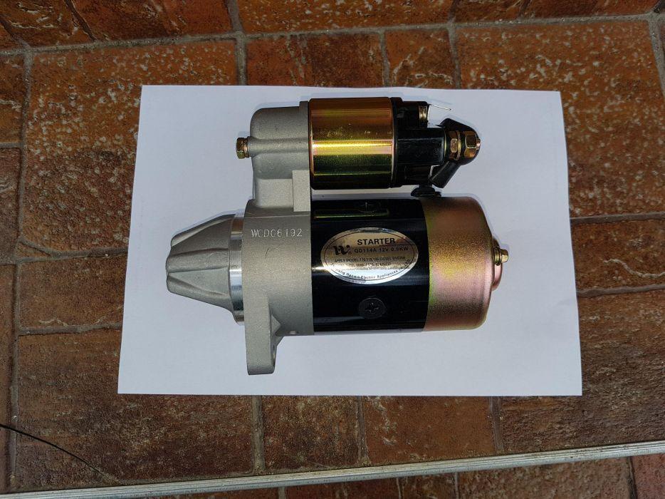 Electromotor motocultor diesel 9CP