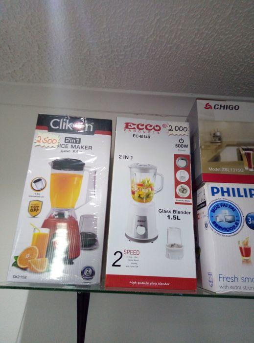 Liquidificadores novos com garantia