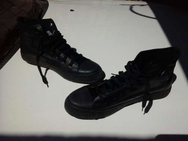 All Star Leader- Bota- Full Black-42