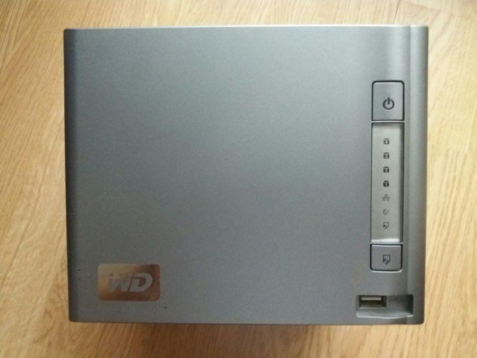 WD ShareSpace Network Storage