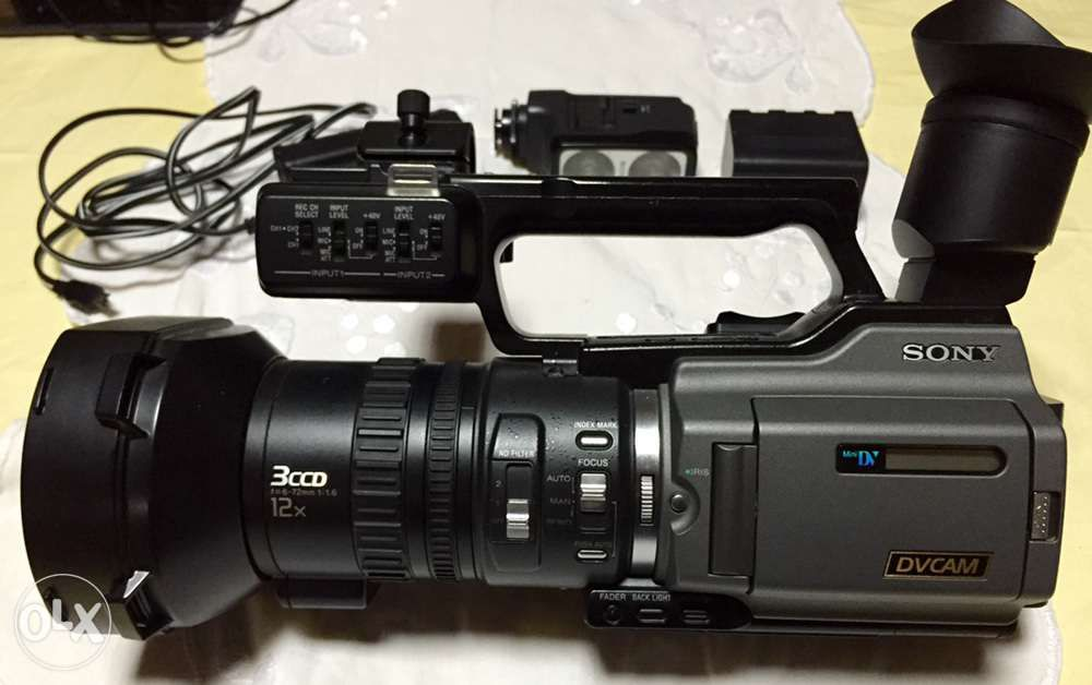 Sony DSR-PD 170p