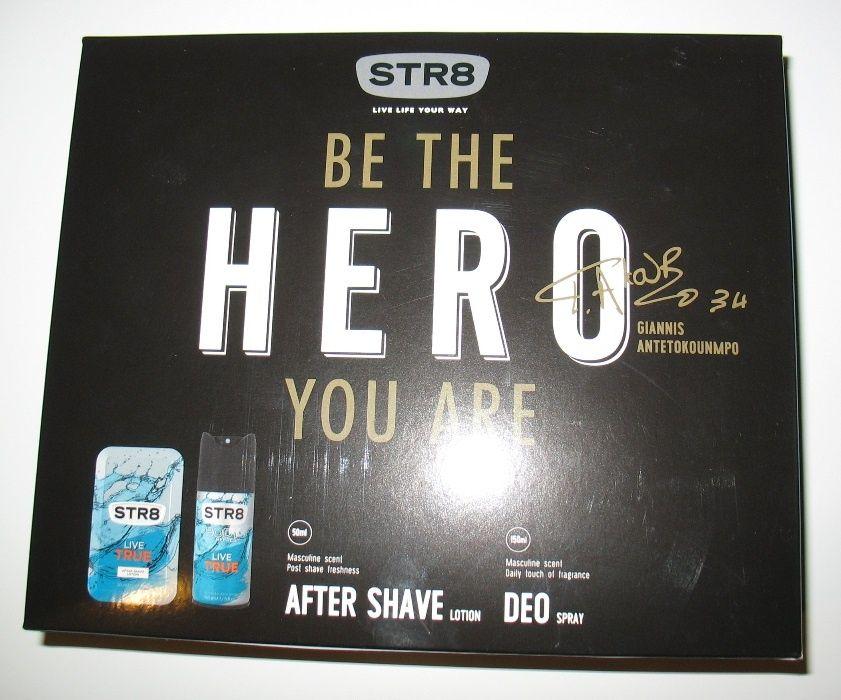 """Нов подаръчен комплект """"STR8-2"""" за мъже"""