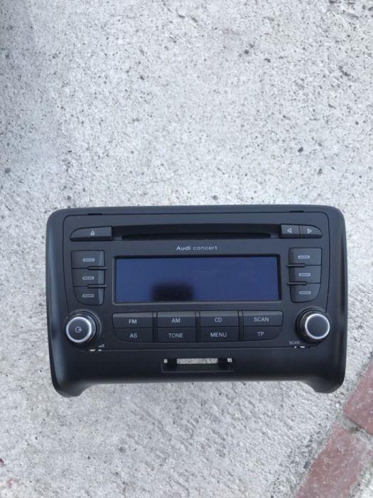 Radio casetofon Audi Concert