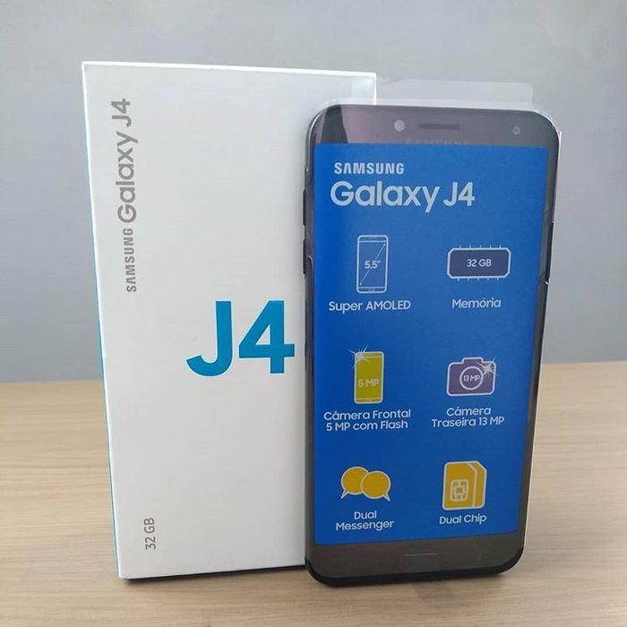 6ca3205b9 Arquivo  Melhores Preços Samsung J4   novo na caixa   Bairro Central ...