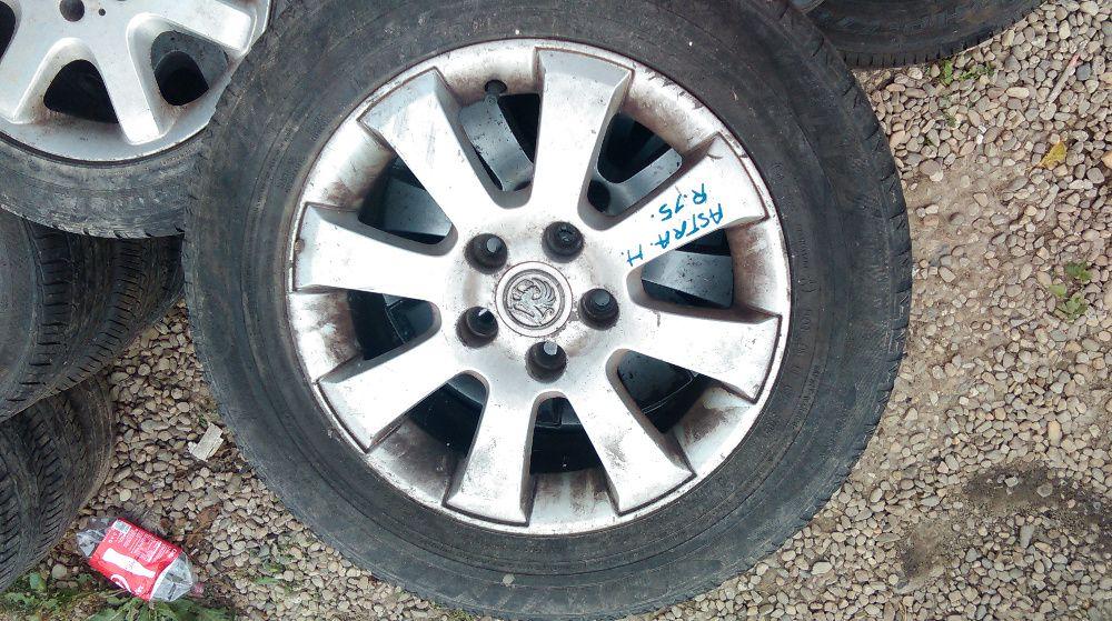 Jante aliaj Opel Astra H, R15