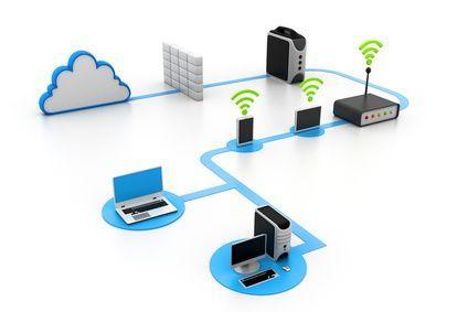 Montagem de redes informáticas