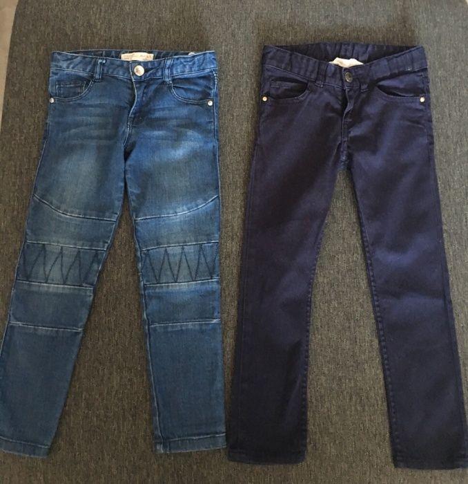 Lot blugi ZARA si pantaloni H&M - mar 4-5 ani