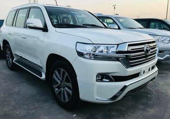 Toyota Land criser VxR V8 nova em promoção