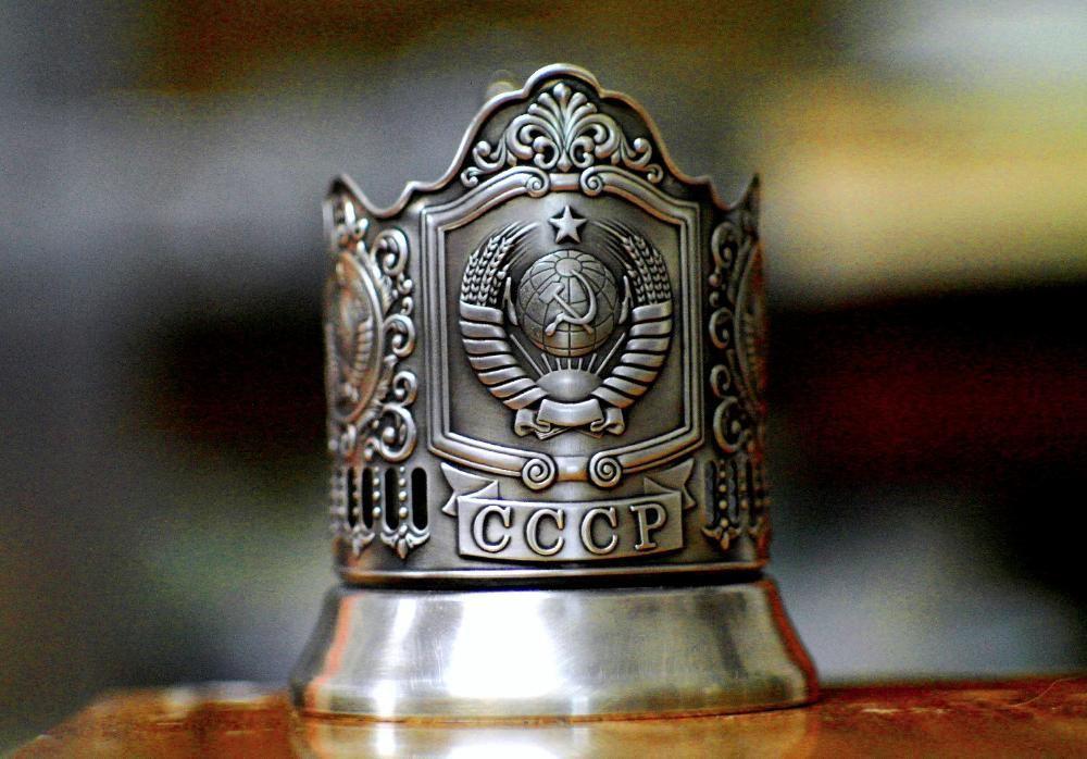 Подстаканник Герб СССР, генеральский ,прекрасный подар