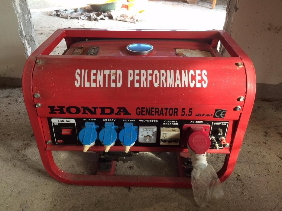 Generator, pompa apa si picamar hidraulic