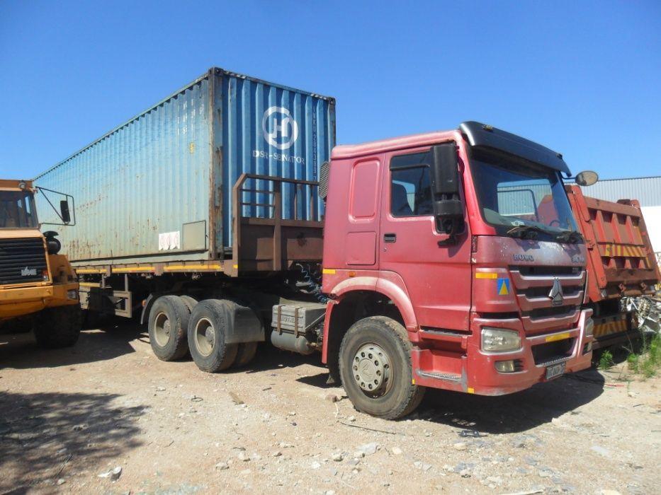 Aluga-se camião cavalo para carga diversa