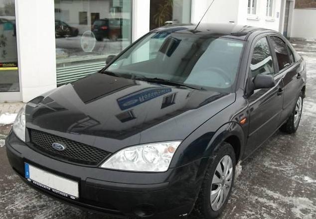 Ford Mondeo 2002 на части
