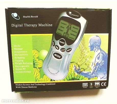 Aparat masaj electrostimulare - Health Herald