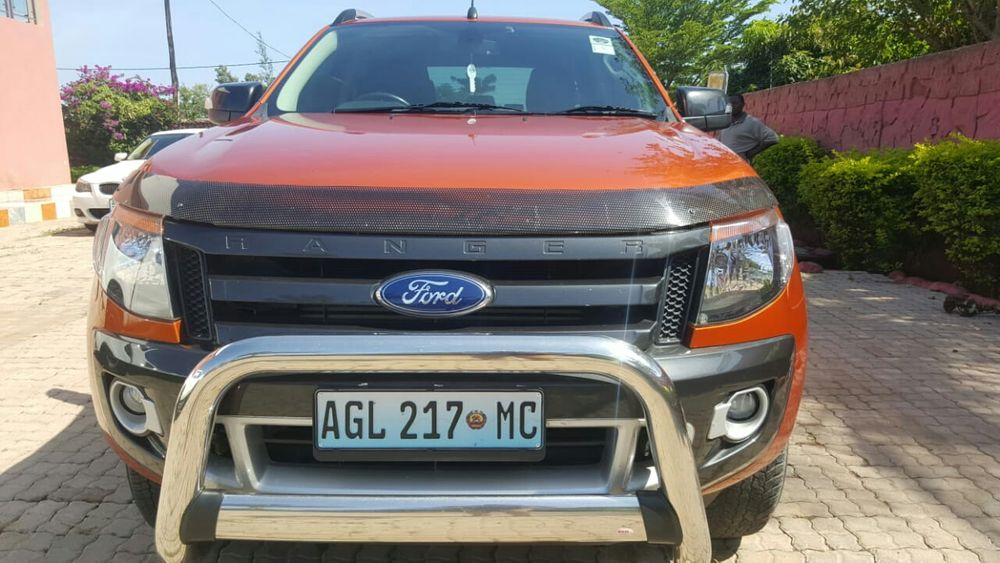 Vendo Ford Ranger wildtruck 2014