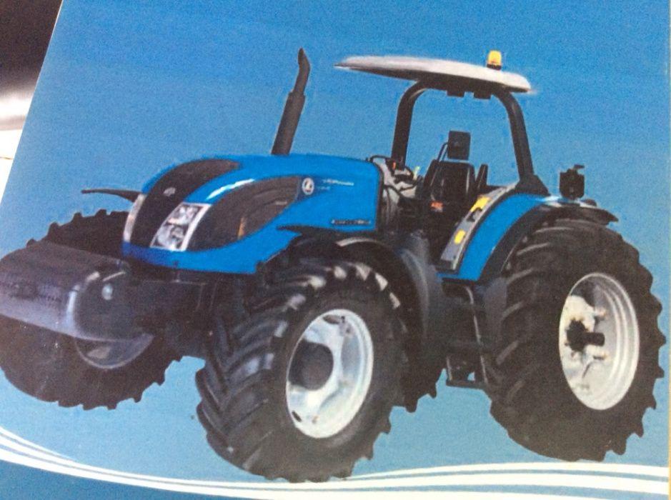 Vendo tractor novo marca landini de 90 cavalos 4x4