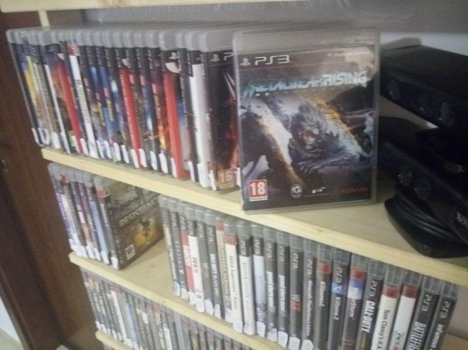 ps3 metal gear rising original+multe alte jocuri pe stoc