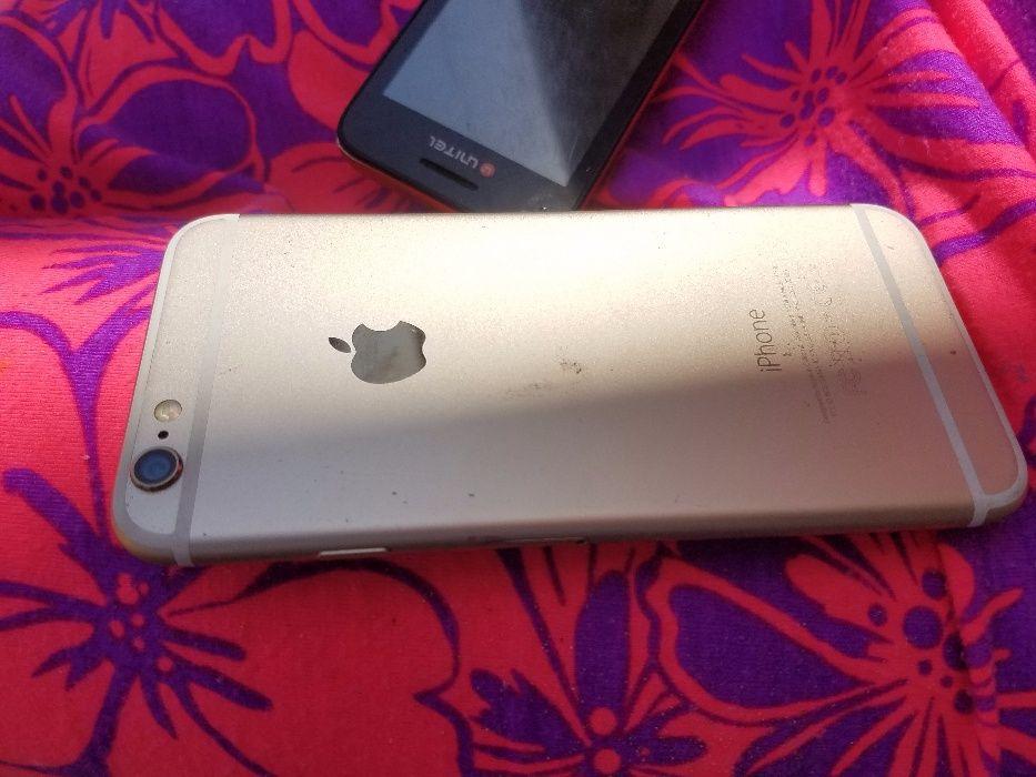 Vendo meu iPhone 6 70 mil Limpinho