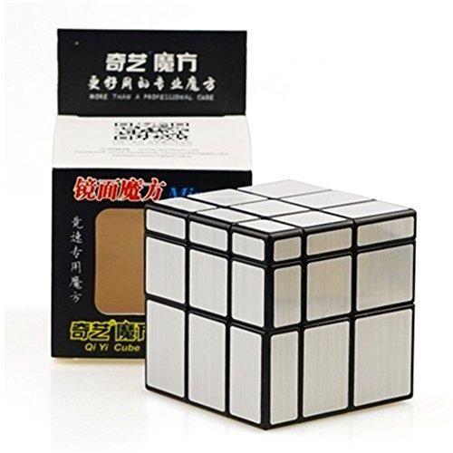 Кубик Зеркальный 3х3 MoFangGe, Mirror Silver кубики рубика головоломки