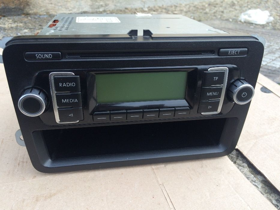 Radio cd Mp3 Vw Golf 6 Original