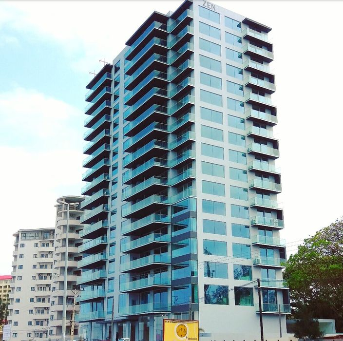 Vende se Penthouse T6 no Prédio na Marginal próximo a Hotel Radisson Bairro - imagem 1