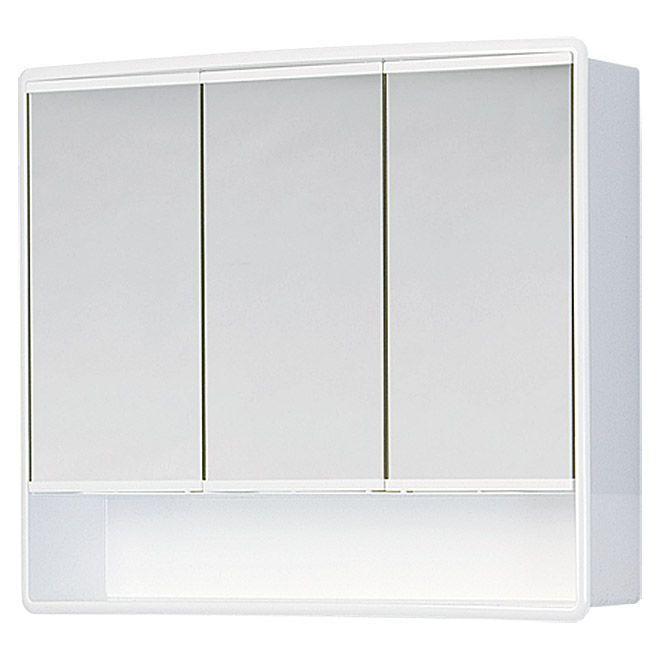 Огледален шкаф за баня-58х49.5х14.5 см.