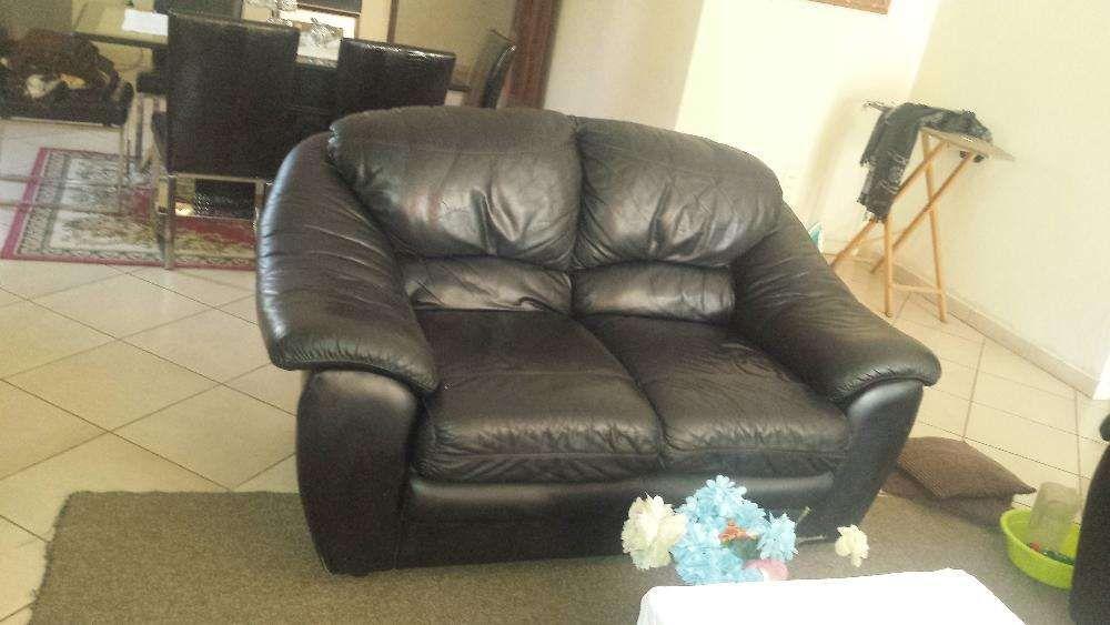 Promocao Vendo Jogo de sofás leather original