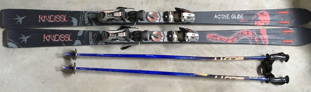 vand skiuri kneissl active glide!