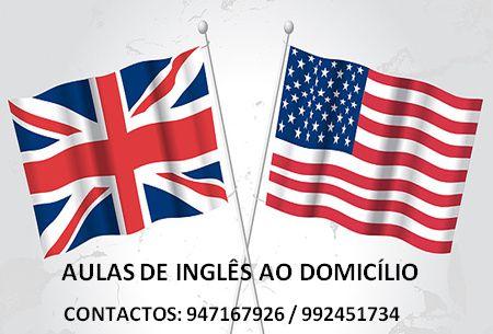 Curso de Inglês ao Domicílio