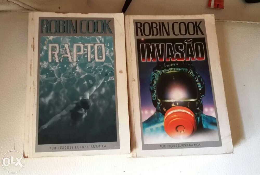 Conjunto de obras de Robin Cook