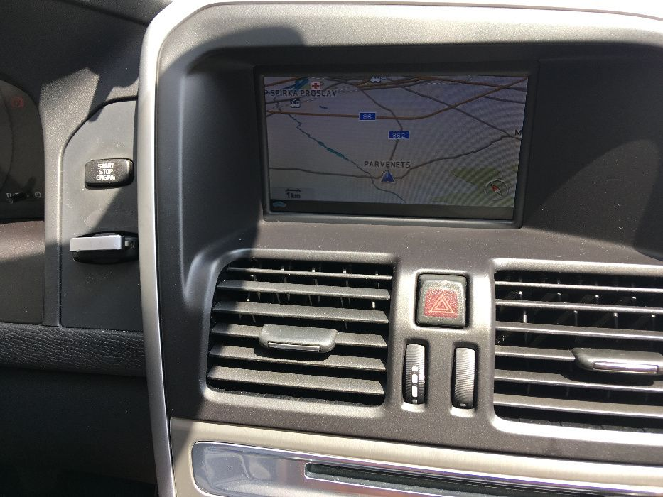 Навигационен диск SUBARU субару VOLVO волво JAGUAR ягуар версия 2017гд