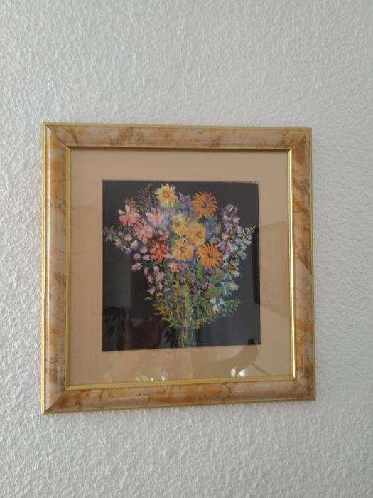 Goblen - Buchet de flori