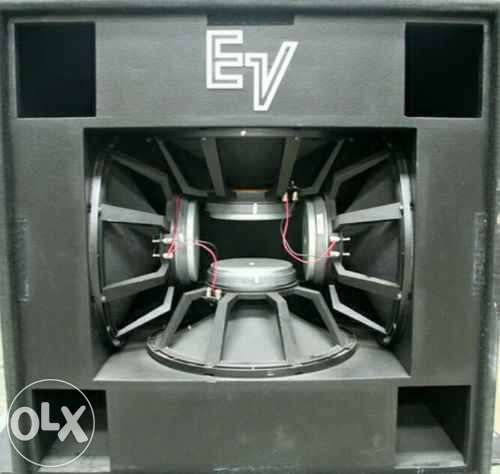Subwoofer EV, Electro Voice MTL 4 , Bass , Dynacord, schimb