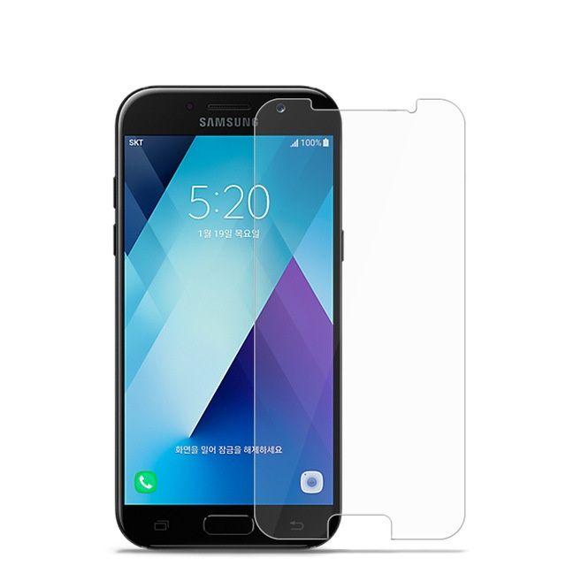 Folie de sticla 2,5D compatibila cu Samsung Galaxy J7 2017