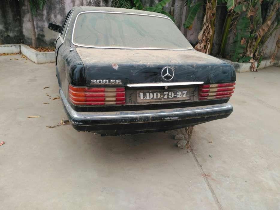 Mercedes Benz 300 SE (Manual)