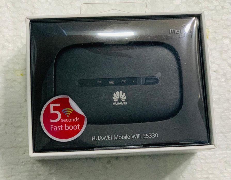 Modem wireless da marca HUWEI E5330