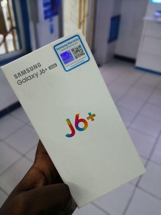 Samsung j6plus dous
