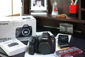 Canon 6d novo a venda