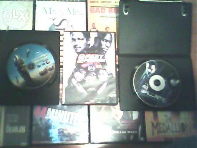 Vand Dvd-uri filme diverse (numai in Bucuresti)