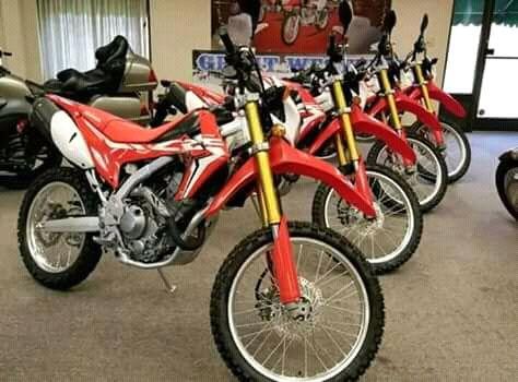 Moto CRF