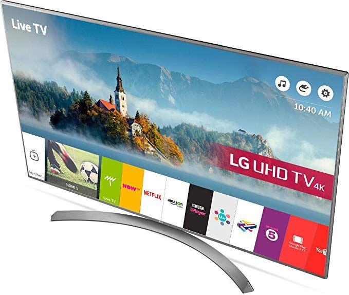 LG LED TV75UJ675V, nova na caixa, 1 ano de garantia