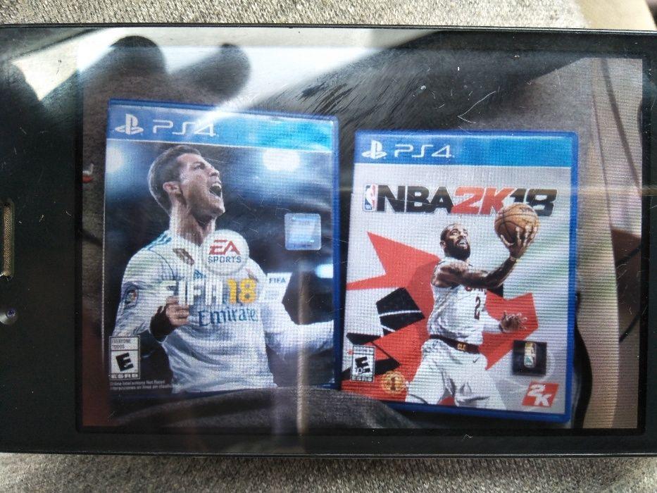 Discos de PS4 a venda