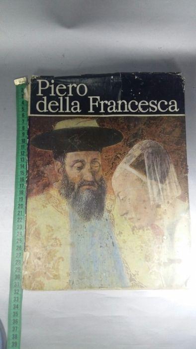 Piero della Fracesca clasicii picturi universal carte datata 1981
