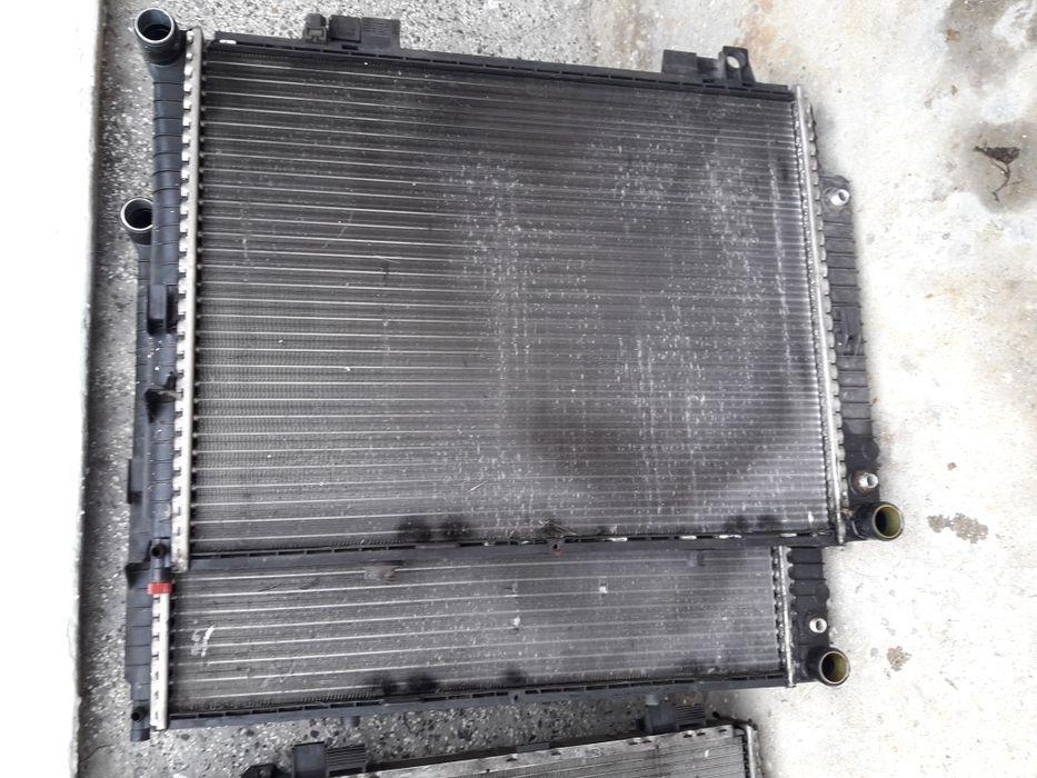 Радиатор и интеркулер W202 W203 W210 W168 W140 Mercedes / Мерцедес