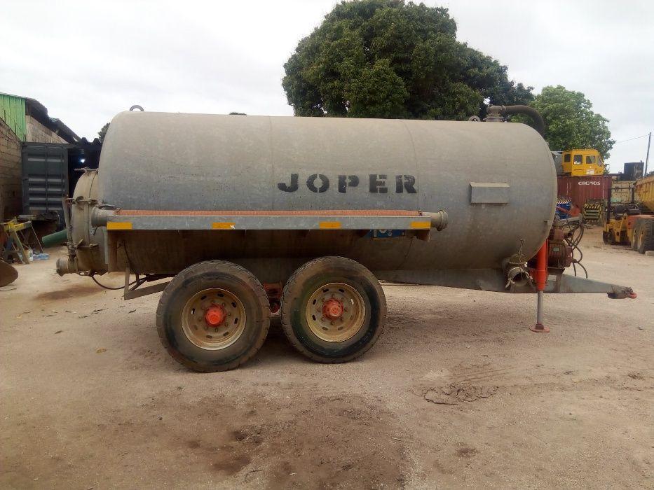 JOPER sisterna de agua em bom estado novo 12 000 litros