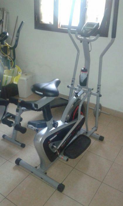 Bicicleta para ginasio