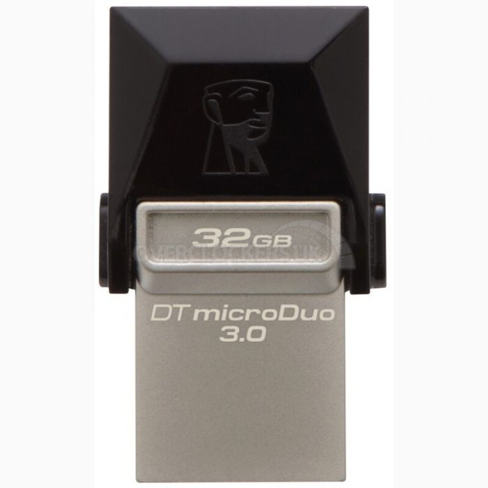 Stick dual usb 3 si micro usb 32 gb Kingston