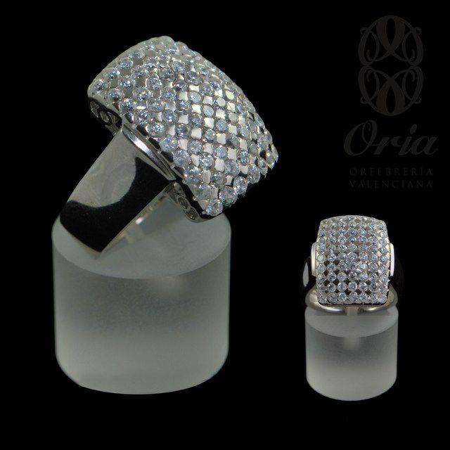 сребърен пръстен 1289