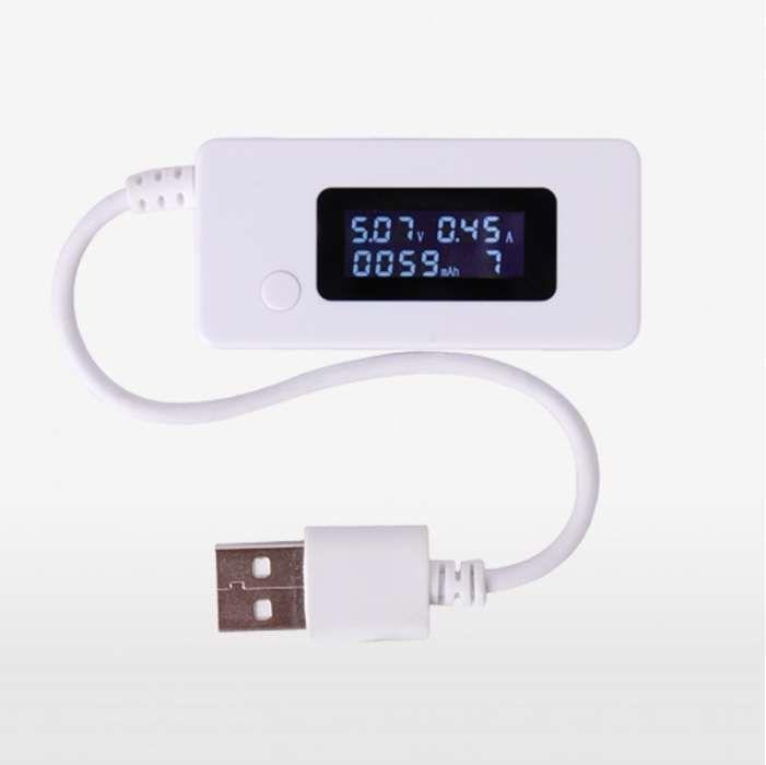 Aparat testare curent USB si MicroUSB pentru incarcatoare 5V +Amp NOU!