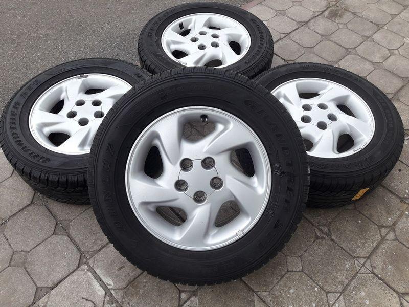 Jante Toyota RAV4 6.5x16 5x114,3